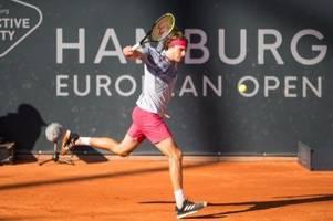 Grieche Tsitsipas im Halbfinale beim ATP-Turnier in Hamburg