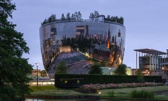 Raum für 151.000 Exponate: Museum in Rotterdam eröffnet Depot für Sammlung