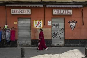 Corona-Hammer in Spanien: Neuer Rekordwert - weitere Stadtteile von Madrid abgeriegelt