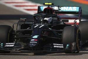 Mercedes-Fahrer Bottas Schnellster zum Auftakt in Sotschi