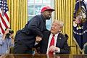 Kandidat bei US-Wahl - Gefahr für Biden: Kanye West ist Trumps Undercover-Ticket ins Weiße Haus
