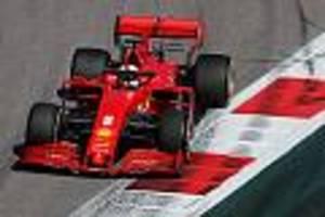 """Formel 1 - Vettel trotz Ferrari-Updates """"ohne Erwartungen"""" für Rennen in Russland"""