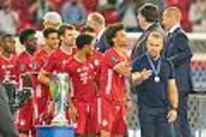 """vierter titel perfekt - pressestimmen zu bayerns supercupsieg: """"flick mit goldenem wechsel-händchen"""""""