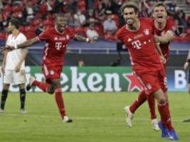Javi Martínez beim FC Bayern: Mister Supercup sagt Adiós