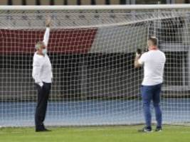 Tore bei Tottenham-Spiel: Ich dachte, ich wäre gewachsen