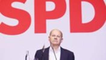 Bundestagswahl 2021: Olaf Scholz sieht gute Chancen auf das Kanzleramt