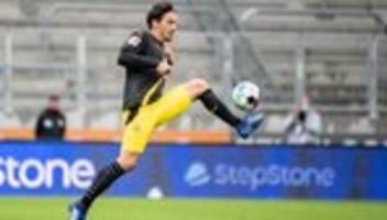 Bundesliga, 2. Spieltag: Dortmund verliert gegen Augsburg