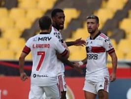Flamengo soll Gefahr ignorieren: Brasilien-Klub wird zum Fußball gezwungen