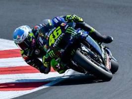 Superstar fährt weiter MotoGP: Herr Rossi sucht (nochmal) das Glück
