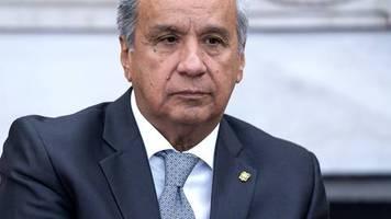 news am wochenende: ecuadors präsident verhindert gesetz für notfall-abtreibungen