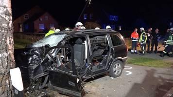 Nachrichten aus Deutschland: Schreckensmoment beim Blick aus dem Fenster: 36-Jähriger wird vom eigenen Anhänger überholt