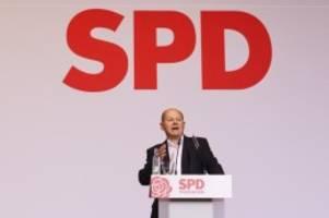 Kanzlerkandidat der SPD: Scholz: Chancen aufs Kanzleramt besser, als manche denken