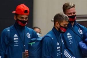 Fußball-Ticker: 19 Profis infiziert – aber Brasiliens Meister muss spielen