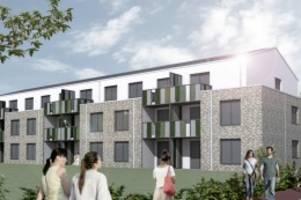 Neubauprojekt: Richtfest für Sozialwohnungen in Willinghusen