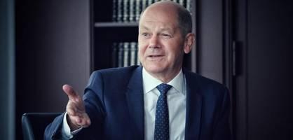 Olaf Scholz plädiert für höhere Steuern ab 200.000 Euro