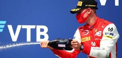 An Mick Schumacher kommt die Formel 1 nur noch schwer vorbei