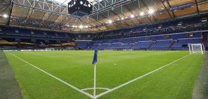 Behörden untersagen kurzfristig Zuschauer im Schalker Stadion