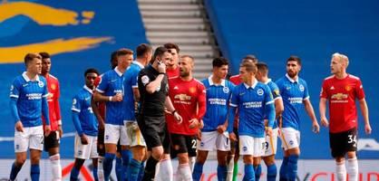 Videobeweis nach Abpfiff bringt Manchester United den Sieg