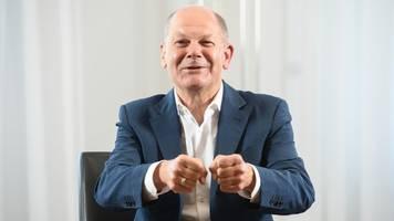 Olaf Scholz: Wenn die SPD deutlich über 20% bekommt,  kann ich Kanzler werden