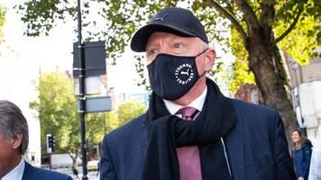 Insolvenzverfahren in London: Boris Becker drohen bis zu sieben Jahre Haft