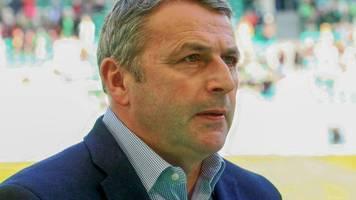 2. Bundesliga: Klaus Allofs neuer Vorstand bei Fortuna Düsseldorf