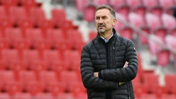 Bundesliga: Nach Chaos-Tagen – Mainz-Trainer Achim Beierlorzer droht das Aus