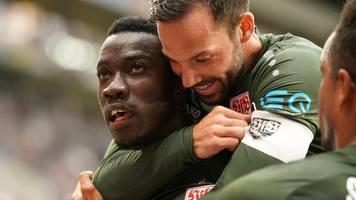 Bundesliga: VfB Stuttgart feiert ersten Sieg – Kein Sieger im Spitzenspiel