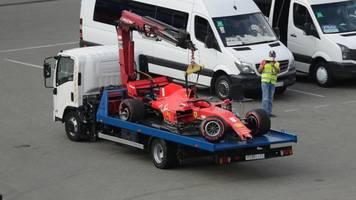 formel 1 in russland: vettel fährt auto zu schrott – ferrari patzt im qualifying