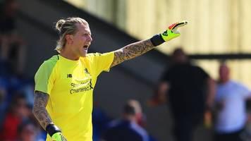 Liverpool-Torwart: 1. FC Union verhandelt um Transfer von Loris Karius