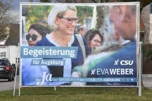 eva weber will augsburger bürger mehr einbinden - doch wie kann das gehen?