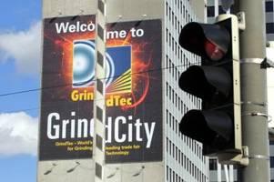 So soll die Messe GrindTec trotz Corona in Augsburg gestemmt werden