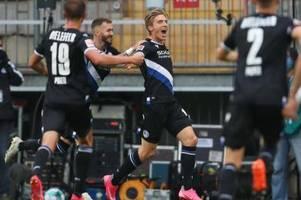Bielefeld feiert ersten Bundesliga-Sieg seit über elf Jahren