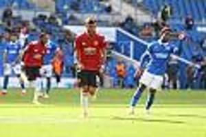 Elfmeter und VAR - Manchester United siegt nach Treffer in der 10. Minute der Nachspielzeit