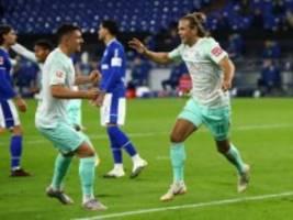 FC Schalke 04: Phasenweise wie zerüttet