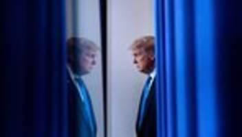 Donald Trump: Niemand kontrolliert ihn