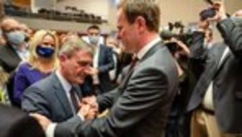 kommunalwahlen in nrw: spd gewinnt in dortmund, cdu nimmt ihr düsseldorf ab