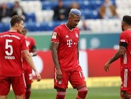 Erste Niederlage im Jahr 2020: FC Bayern bricht in Hoffenheim brutal ein