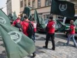 rechtsextreme wollen am 3. oktober marschieren
