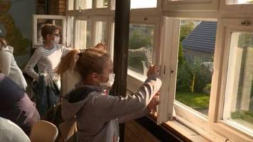 Covid-19: Corona-Risiko Schule: Wie Klassenräume gelüftet werden sollten
