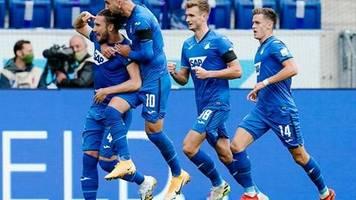 2. Spieltag: Erste Niederlage 2020: Hoffenheim gelingt Coup gegen Bayern
