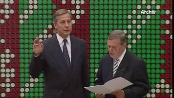 video: der frühere bundewirtschaftsminister wolfgang clement ist tot