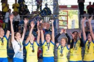 Sieg gegen Dresden: Schweriner Volleyballerinnen gewinnen den Supercup