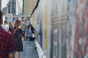 Stadtforscher: East Side Gallery: Zeichen des Friedens und der Freiheit