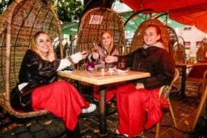 Gastronomie in Berlin: Berlins Gastronomen zittern vor dem kalten Herbst