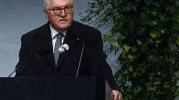 Steinmeier würdigt bleibende Verdienste von Wolfgang Clement