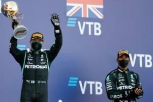 Formel 1: Peinlicher Regel-Irrtum kostet Hamilton Rekordsieg