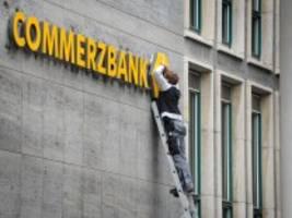 neue führung: diese personalie zeigt, wie tief die commerzbank gesunken ist