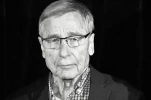 Ex-Ministerpräsident: Früherer NRW-Ministerpräsident Wolfgang Clement ist tot