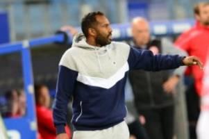Fußball: HSV in Paderborn ohne Abwehr-Quartett: Jatta keine Option