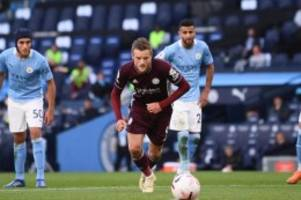Premier League: Vardy sorgt für Guardiola-Debakel: Leicester düpiert City